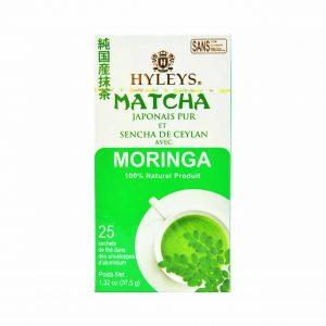 چای ماچا و سنچا